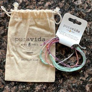 Pura Vida Bracelet Club bracelets